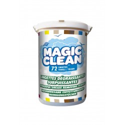 MAGIC CLEAN LINGETTES