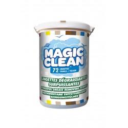 MAGIC CLEAN LINGETTES